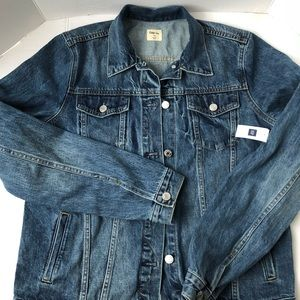 Men's Gap 1969 Trucker Jean Jacket NWT Size Large